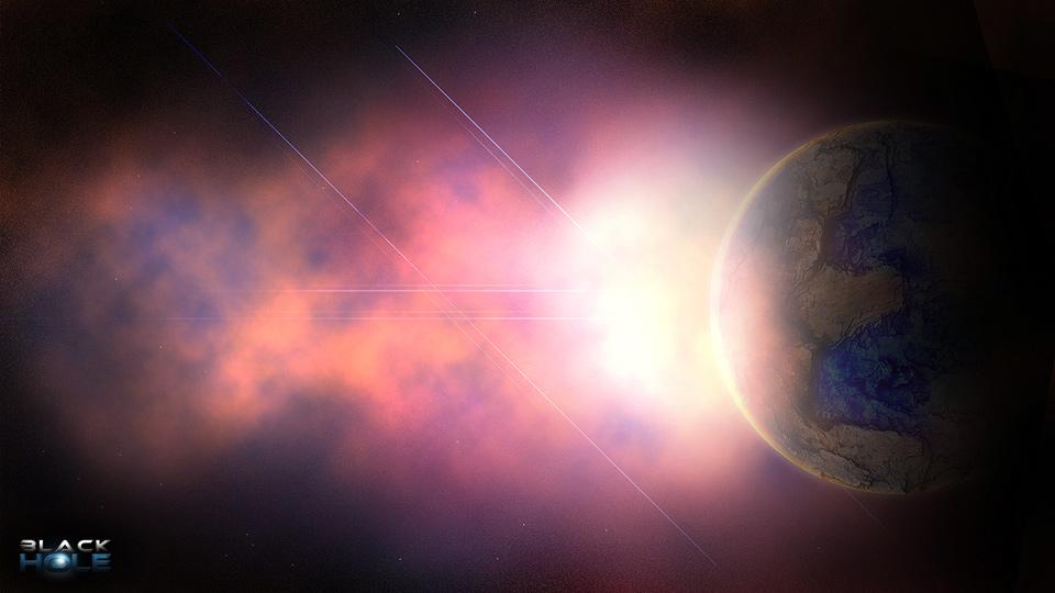 stuck by a black hole - photo #37