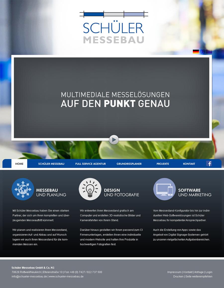 webdesign messebau neukirch